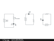 Basic LED Circuit