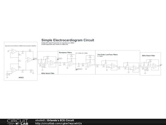 Fantastic Orlandos Ecg Circuit Circuitlab Wiring Digital Resources Funapmognl