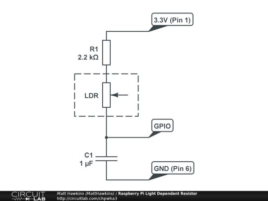 SHSM - Light Dependent Resistor | DIY Projects Applications