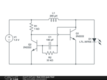 P4 together with 555 Astable Circuit Diagram together with Pinball in addition Wireless Power Transfer Circuit Explored in addition Audio Tone Generator. on 555 led circuit calculator