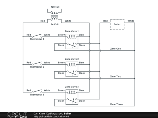 Boiler zone control circuitlab description ccuart Image collections