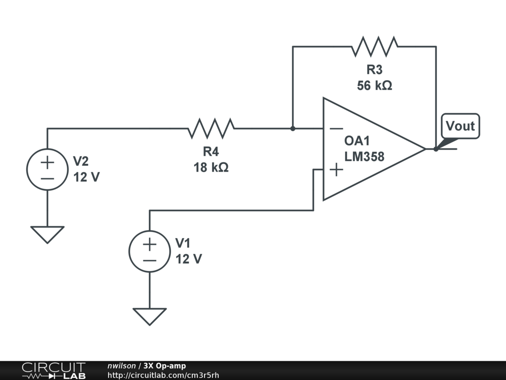 op amp output different than real world circuitlab support forum rh circuitlab com