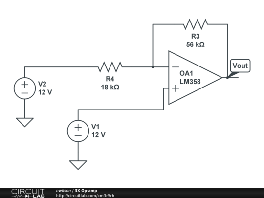 op-amp output different than real world - circuitlab support forum