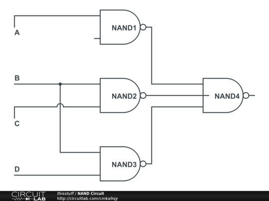 nand circuit