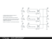 Public Circuits Tagged Quot Wye Delta Quot Circuitlab