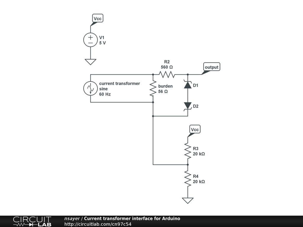 Ammeter Circuit Diagram