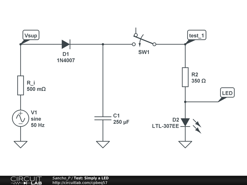 Using Circuit Lab Basic Electronics New To Circuitlab For Lm3914 Avatar Sancho P