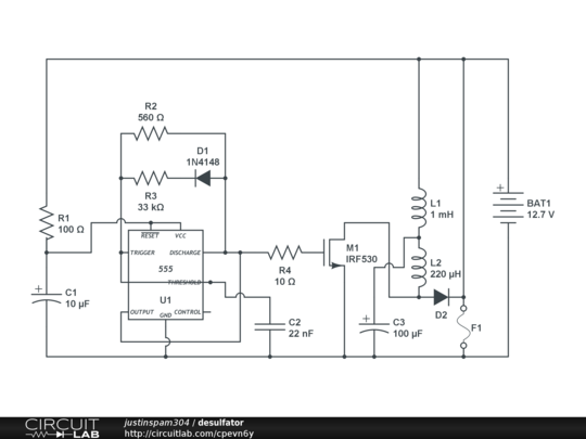 Desulfator Circuit Images Frompo