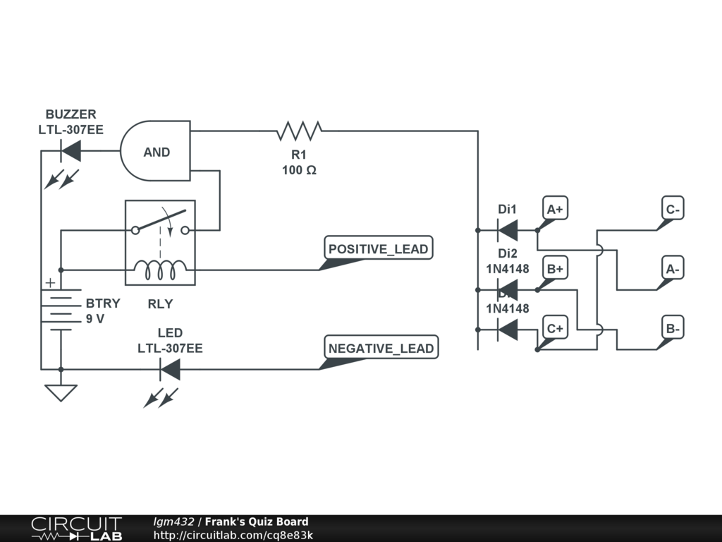 Awe Inspiring Need Help With Quizboard Design Basic Electronics New To Wiring Cloud Tobiqorsaluggs Outletorg
