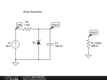 Zener Regulator