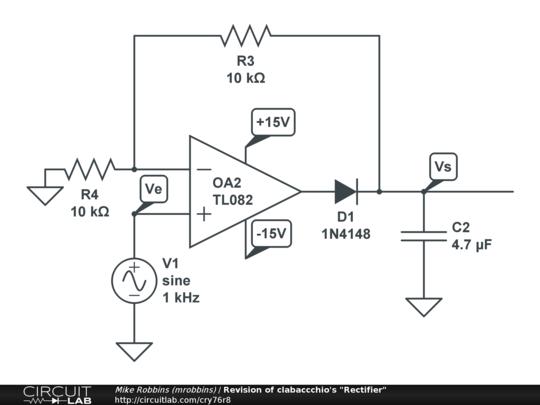 revision of clabaccchio u0026 39 s  u0026quot rectifier u0026quot