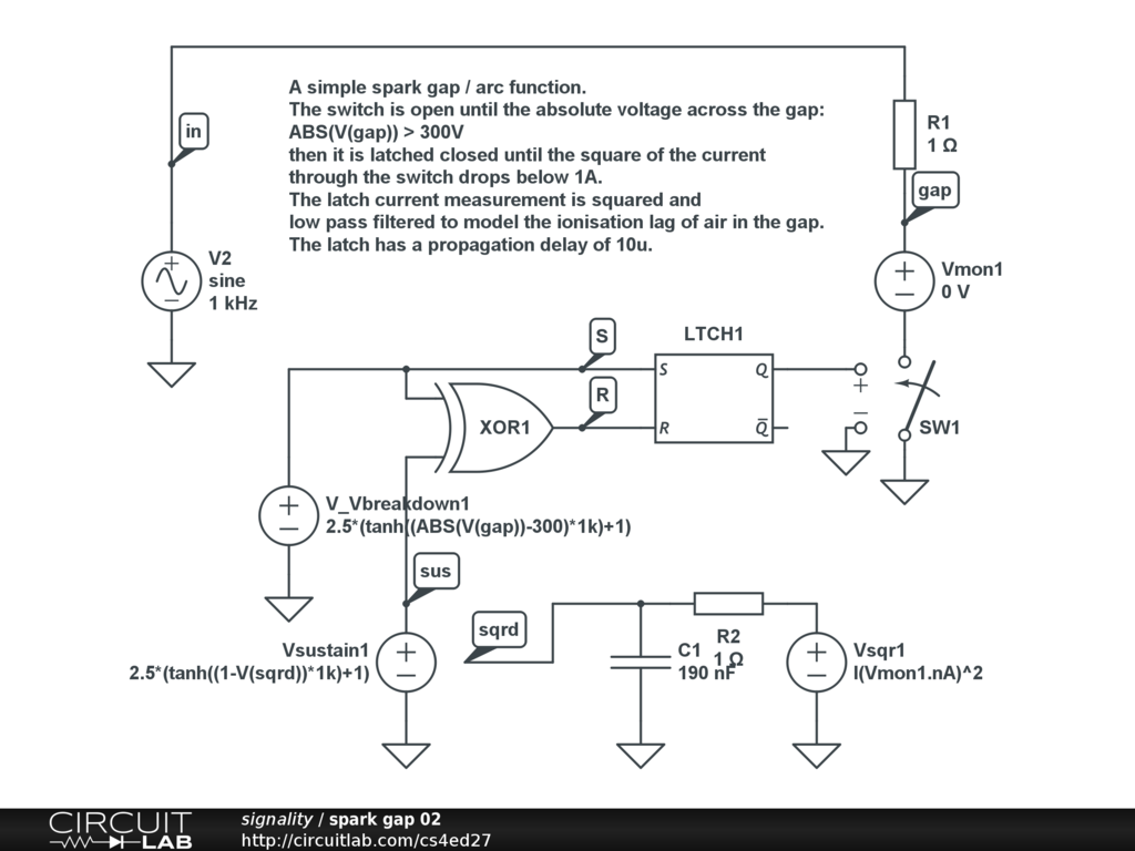 Need circuit for Electric Fence Charger - Power Electronics ... on