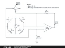 Wheatstone Amplifier