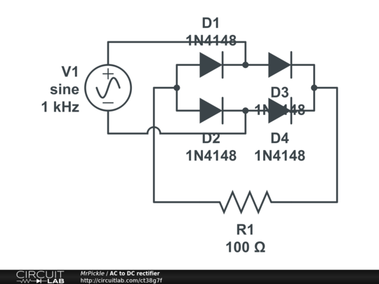 ac to dc rectifier