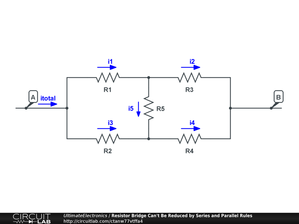 Resistors In Series Parallel Ultimate Electronics Book And Circuit Diagram This