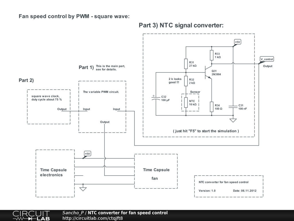 Circuitlab Arduino Pwm Fan Data Set Current Amplifier Circuit Diagram Tradeoficcom Public Circuits Tagged Rh Com A Read