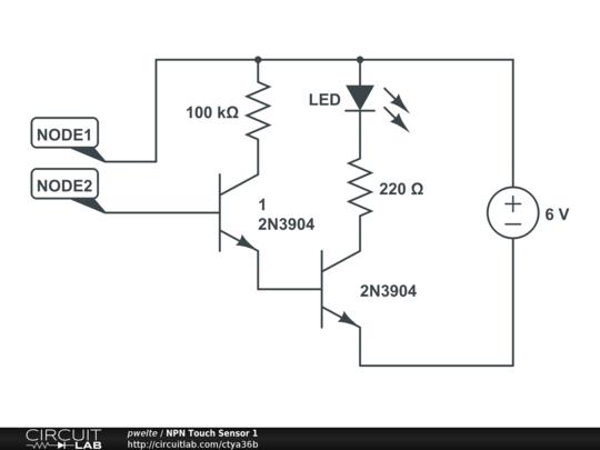 npn touch sensor 1