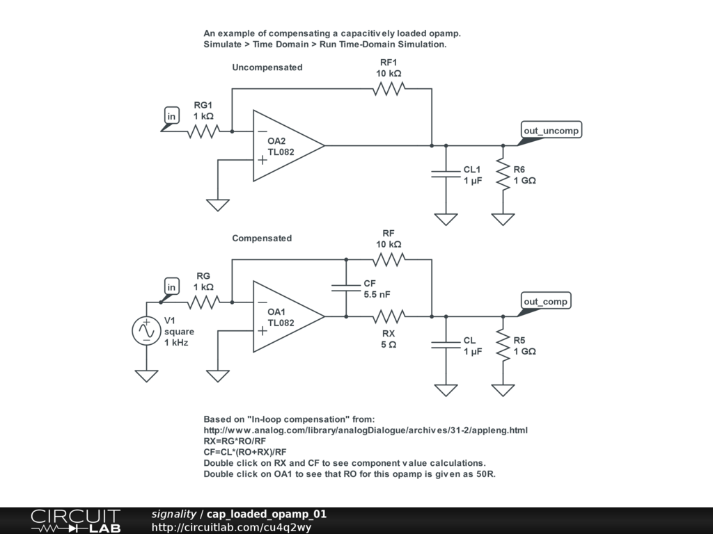 Oscillation In Level Shifter Analog Design Circuitlab Voltage Circuit Avatar For Signality