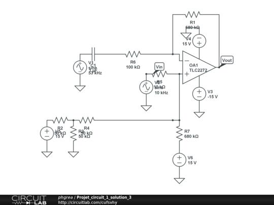 projet circuit 1 solution 3
