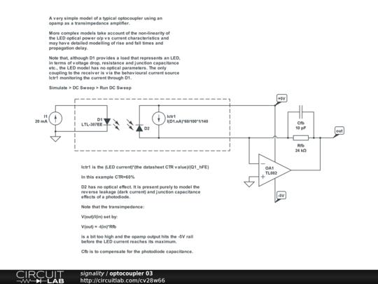 optocoupler 03 - CircuitLab