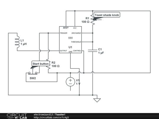 Toaster! - CircuitLab
