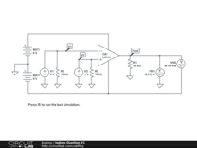 OpAmp Question #1