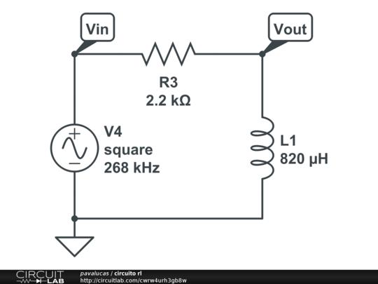 circuito rl