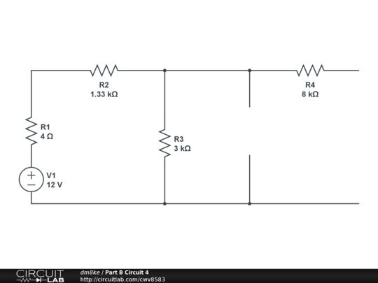 part b circuit 4