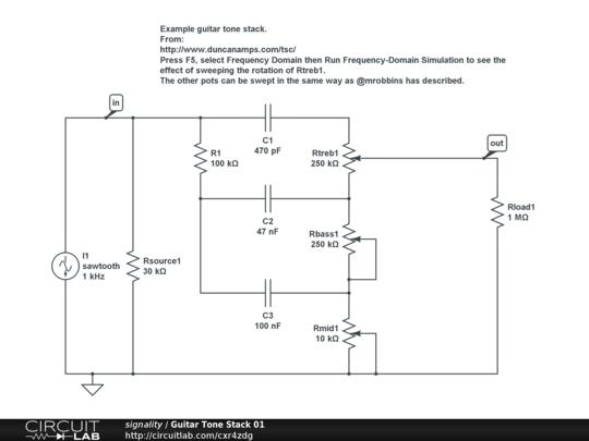 Guitar Tone Stack 01 - CircuitLab
