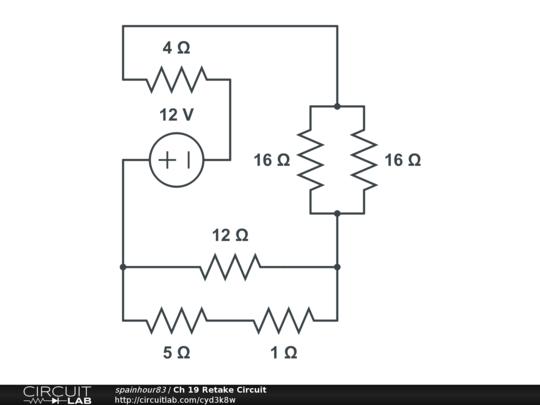 ch 19 retake circuit