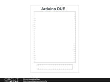 Arduino Due with nodes