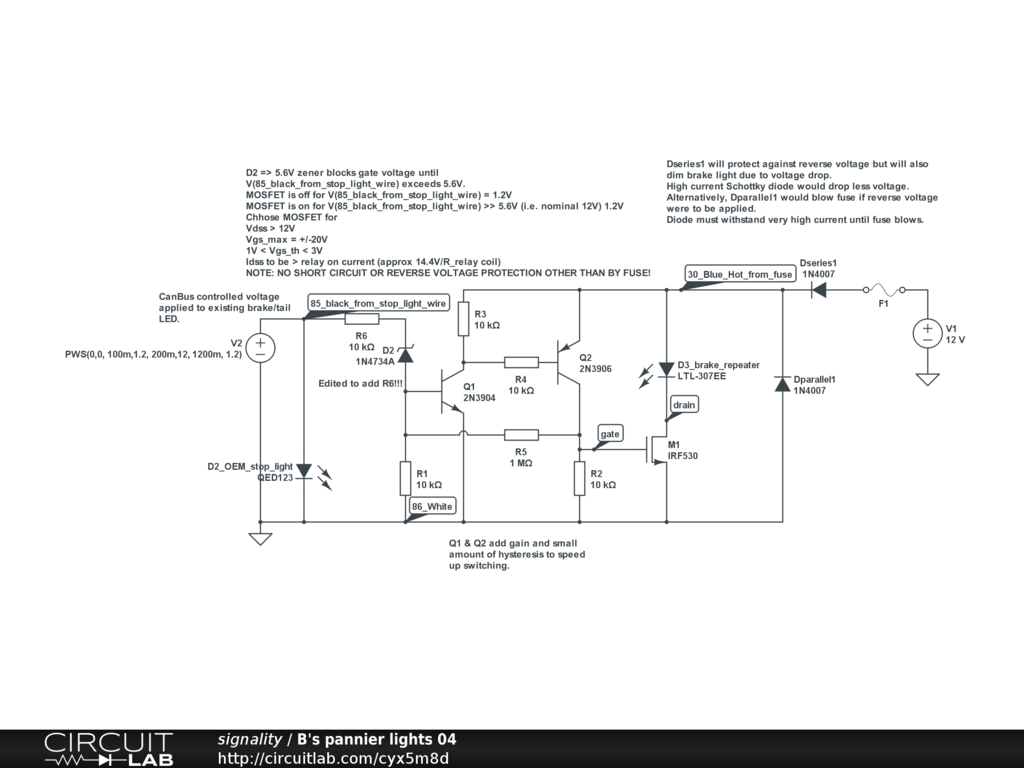 12 Volt Led Light Wiring Diagram On Sequential Light Circuit Diagram