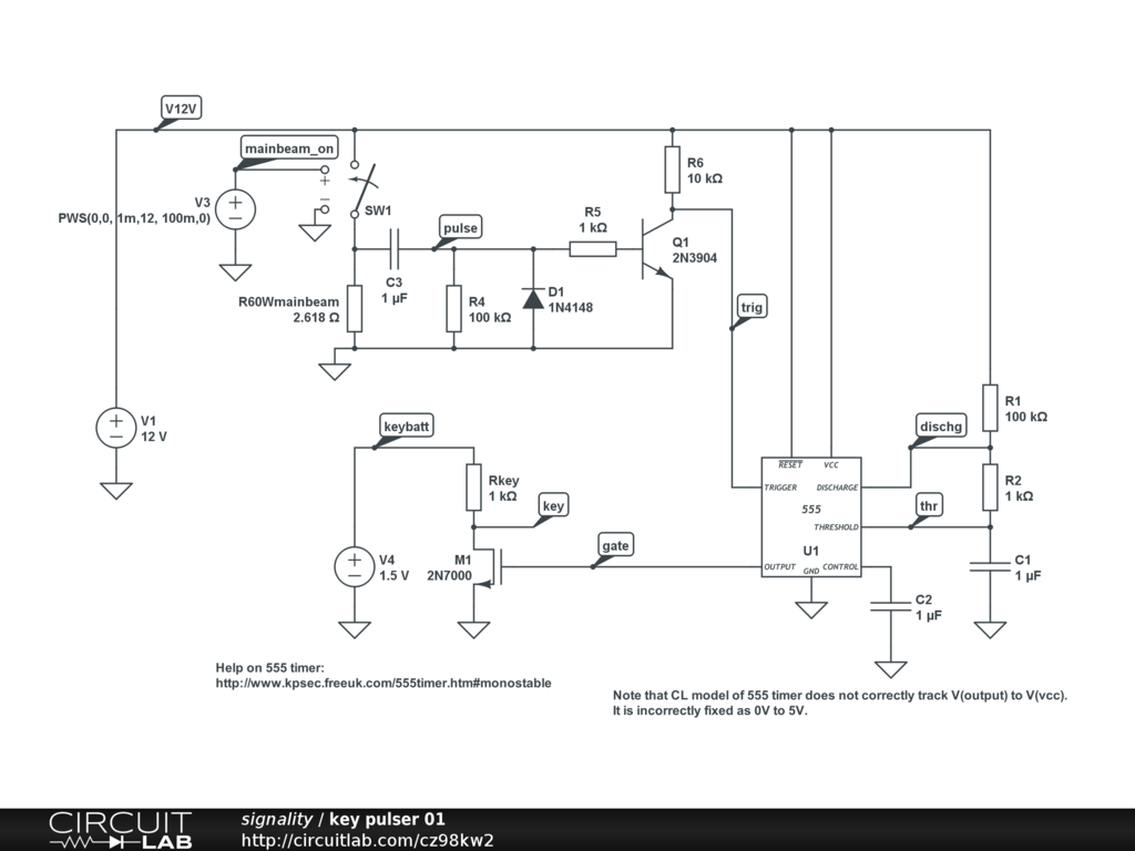 Single Fire Circuit Doesnt Work Basic Electronics New To Of Electronic Design This